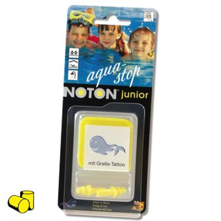 NOTON - AQUASTOP junior --> für Kinder